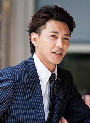 紡綞蟲的記憶 島田伸司(40s),金子昇飾演