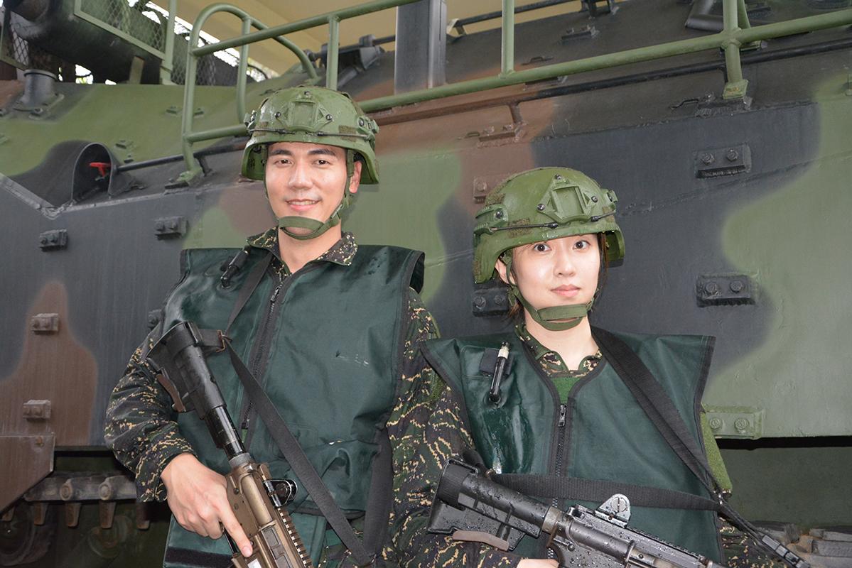全民新視界 - 海軍陸戰隊體驗 精彩劇照